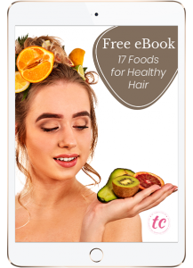 17 Foods for Healthy Hair eBook